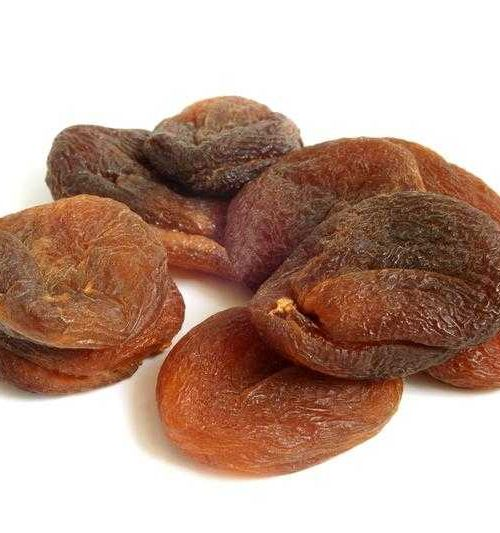 Apricots-dried